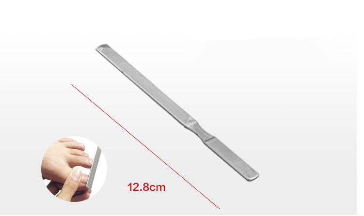 Yeni Profesyonel 7 ADET / TAKıM Ayak Tırnak Pedikür bıçak Ayak - Cilt Bakımı Aracı - Fotoğraf 4