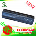 Golooloo 12 cell  battery for HP PAVILION DM4 DV3 DV6 DV5 DV7 G32 G62 G42 G6 for Compaq Presario CQ32 CQ42 CQ43 CQ56 CQ57 CQ62