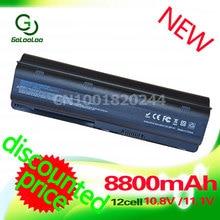 Golooloo bateria de 12 células para hp pavilion dm4 dv3 dv5 dv6 dv7 g32 g62 g42 g6 g7 para compaq presario cq32 cq42 cq43 cq56 cq57 CQ62
