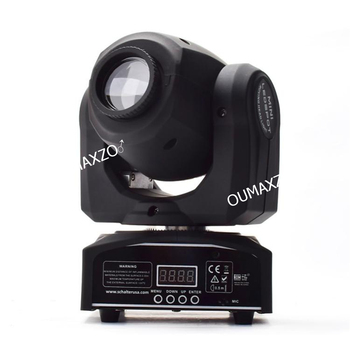 4 Unids/lote De Alta Luminosidad Dj Mini 30W Spot Luz Con Cabezal Móvil Super Brillante Dmx China Led Gobo LED 30W Gobos/EE. UU. Luminums Se