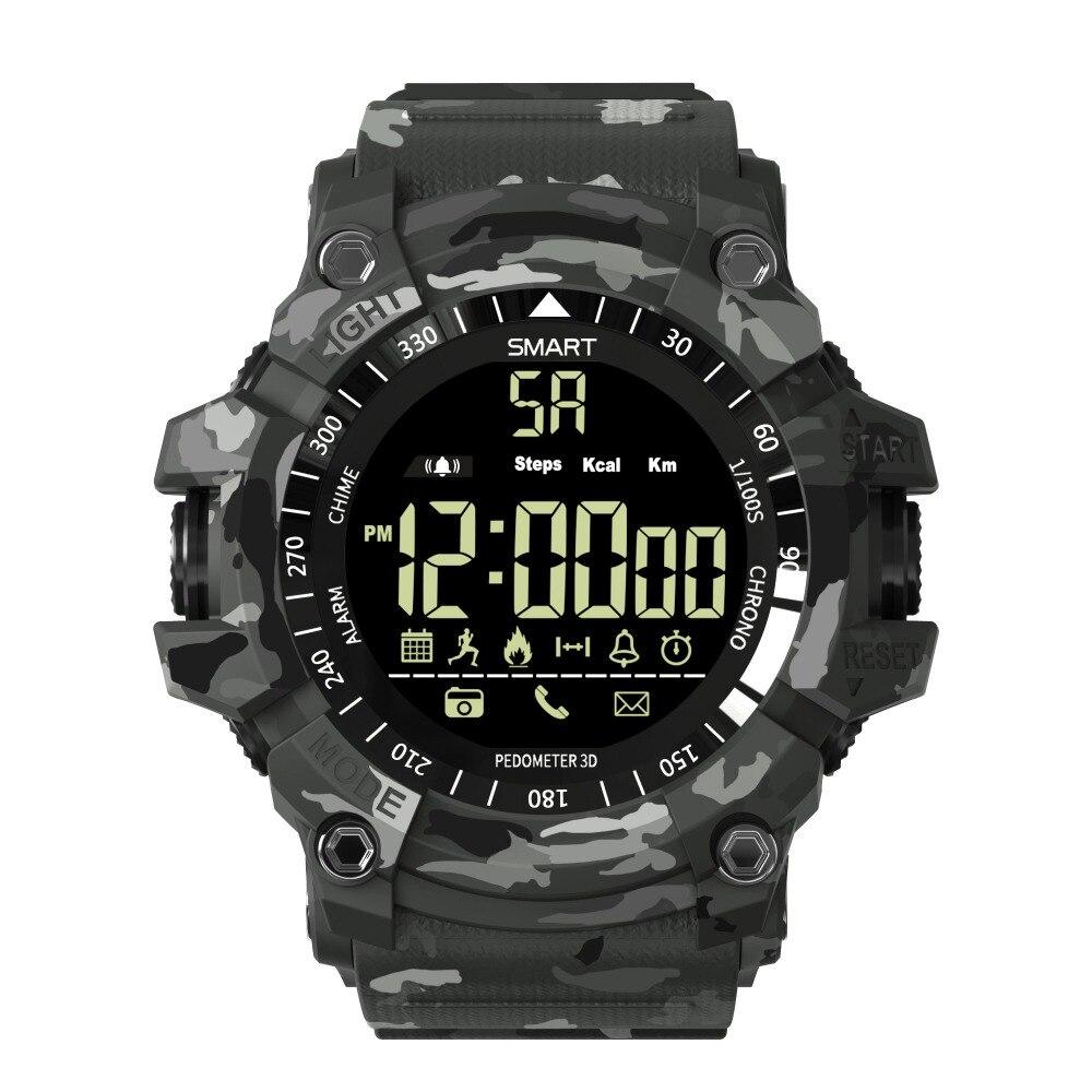 Smart Watch EX16S relogio invicta IP68 Waterproof men Smart Electronics Call Message Reminder Alarm clock For iPhone XS CASIO zeus watch