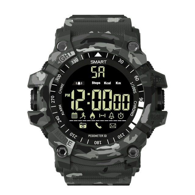Smart Watch EX16S relogio invicta IP68 Waterproof men Smart Electronics Call Message Reminder Alarm clock For iPhone XS CASIO