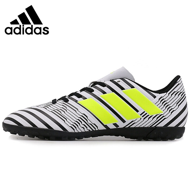 US $89.19 |Original New Arrival 2017 Adidas 17.4 TF Men's FootballSoccer Shoes Sneakers in Soccer Shoes from Sports & Entertainment on