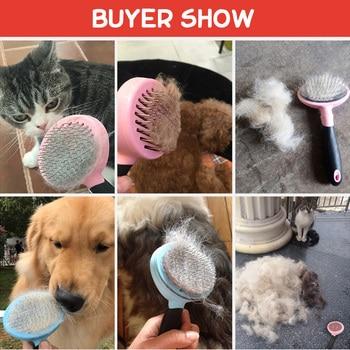 Cat Comb Shedding Tool 5