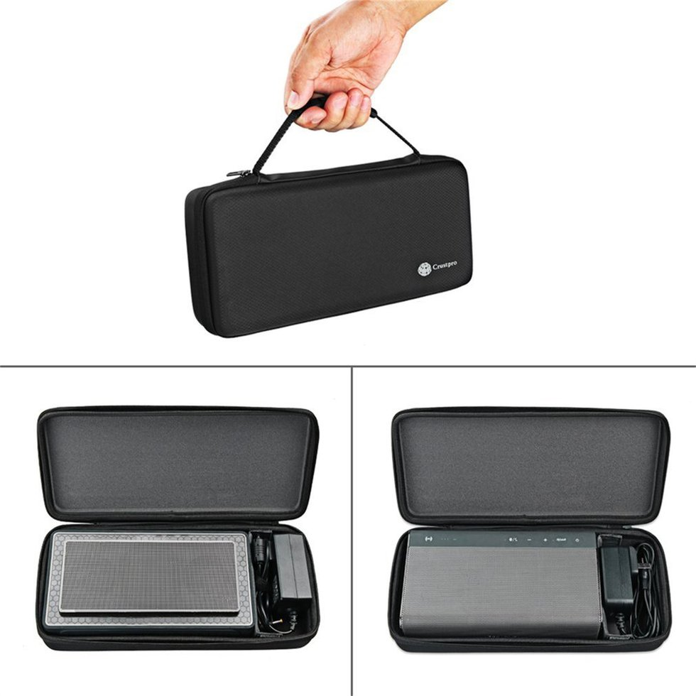 5pcs Compact Protective Case Box Speaker Pouch Bag Suitable For Bowers & Wilkins T7