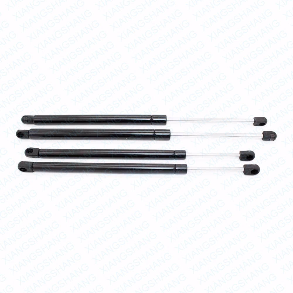 for 2002 2006 Chevrolet Trailblazer  Auto Rear Liftgate & Rear Window Lift Supports Gas Spring Struts Rods Damper Charged lift support lift damper lift struts - title=