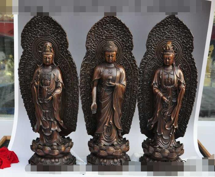 Image result for BRONZE chinese 3 gods