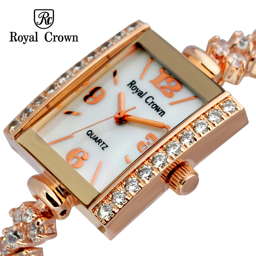 Lady Women's Watch Japan Quartz Fashion Clock Jewelry Crystal Hours Mother-of-pearl Dress Bracelet Rhinestone Girl Gift Box melissa bangle lady women s watch japan quartz mother of pearl hours fine fashion luxury rhinestones clock girl s birthday gift