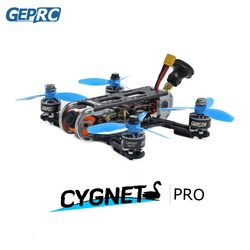 GEPRC Cygnet3 Pro 145mm 1080P Camera FPV Racing Overall suit Drone
