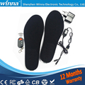 Electric Foot Warmer Remote Control Thermal Insoles Buy Direct From China Factory 1800mAh
