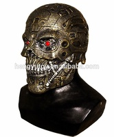High Quality Devil Horror Terminator Mask Newest Robot Scary Mask For Adults