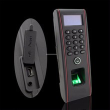 TF1700 Waterproof biometric fingerprint and RFID card access control system with RFID card reader RJ45 communication