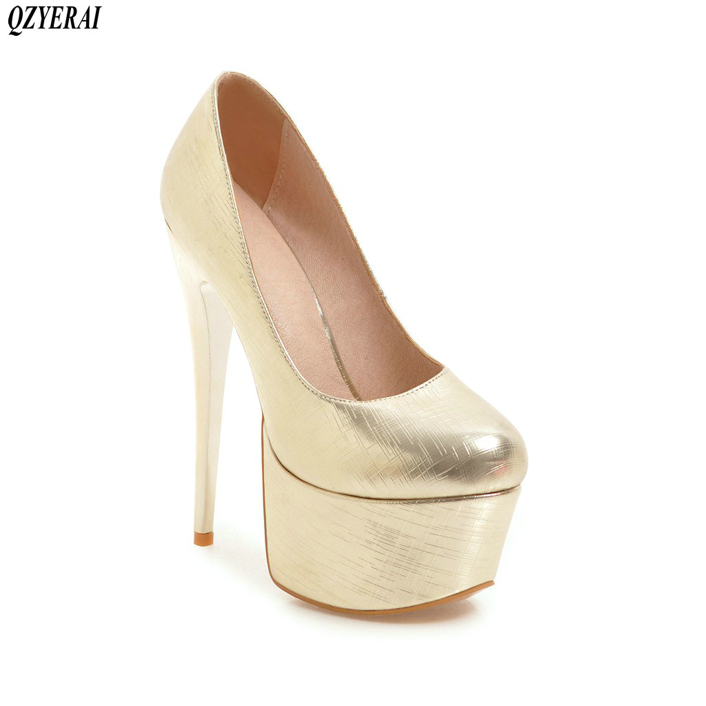 QZYERAI New arrival of women high heels women shoes women shoes European sexy style nightclub banquet exclusive tt tf ths 02b hybrid style black ver convoy asia exclusive