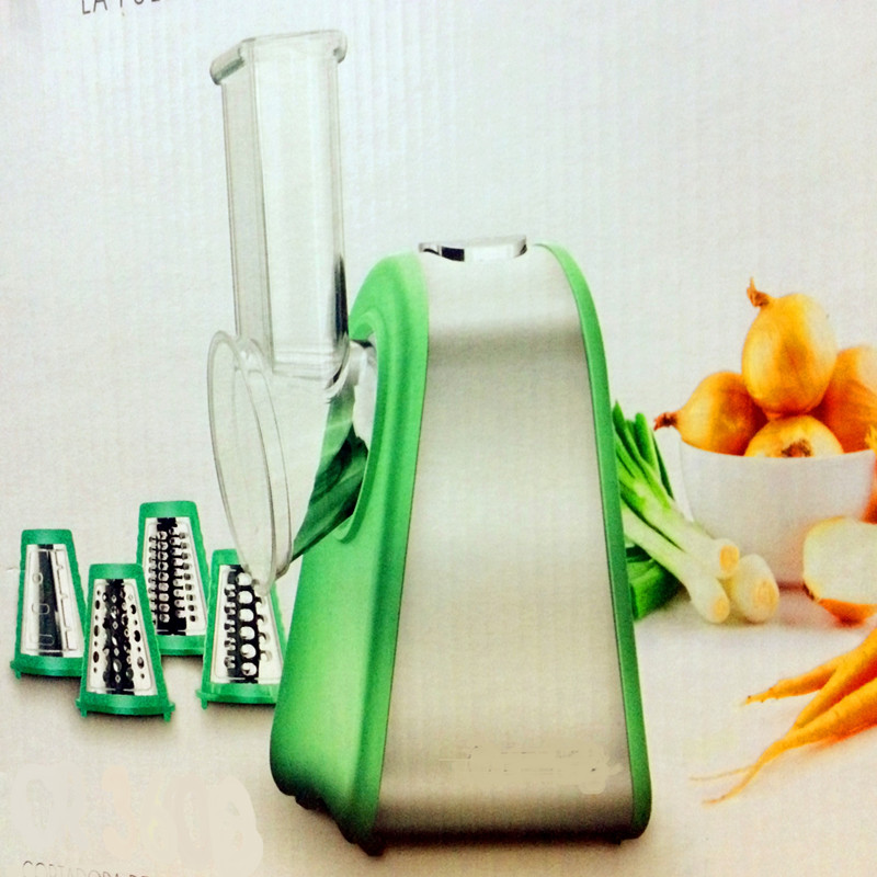 shredder Salad machine Multi-functional cutter multi functional portable slicer peeler shredder white