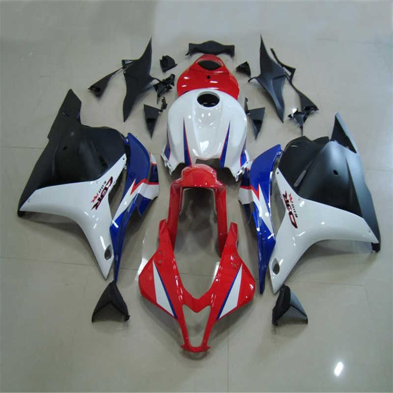 09 12 Injection molding ABS full Fairing kit for cbr600rr 2009 2010 2011 2012 hot sales