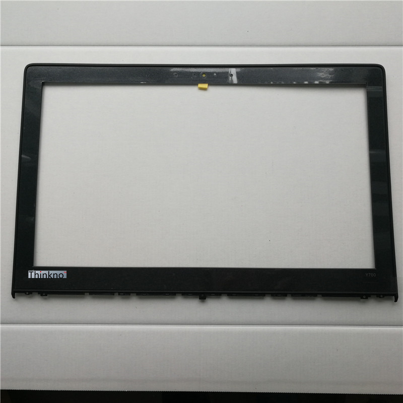 New/Orig lcd front bezel for <font><b>Lenovoe</b></font> IdeaPad <font><b>Y700</b></font> <font><b>Y700</b></font>-15 <font><b>Y700</b></font>-15ISK Bezel cover B shell B cover no touch FRU/5C30K79440 image
