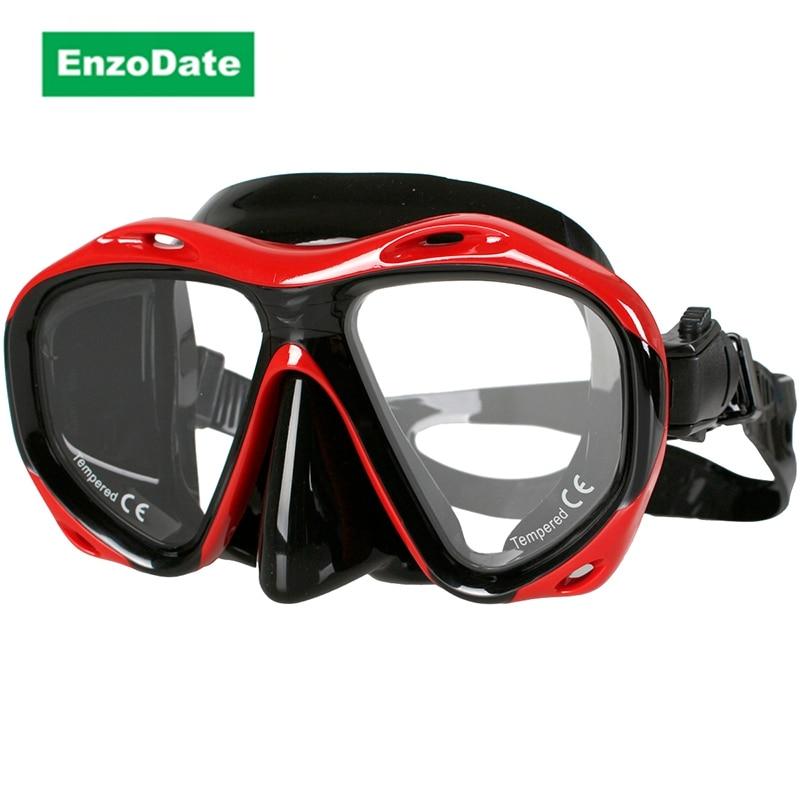 8a12d05b2a Optical Diving Mask Hyperopia Myopia Snorkel Goggles