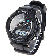 Dropship Sports Men Watches Luxury Brand LED Electronic Digital Watch 5ATM Waterproof Outdoor Men Wristwatches Sports Watches