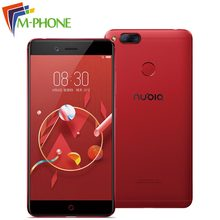 "100% Original ZTE Nubia Z17 mini 5.2"" 4GB RAM 64GB ROM Mobile Phone Snapdragon 652 Octa Core Dual 13MP Rear Cameras Android NFC"