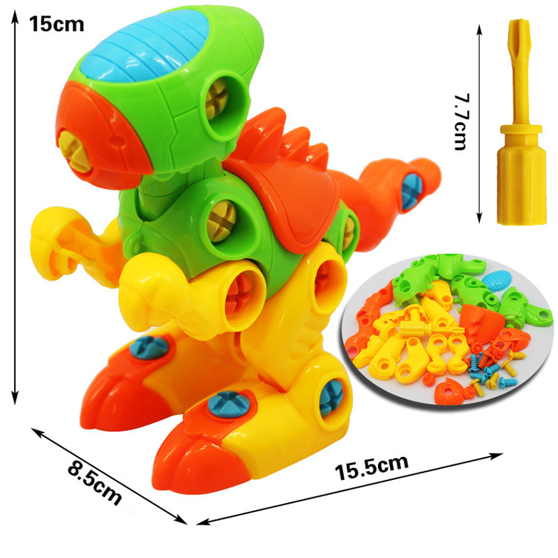Elegant Fantasy Island Toys. Aliexpress.com : Buy Early Learning Education DIY  Screw Nut Group Installed Plastic 3d Puzzle