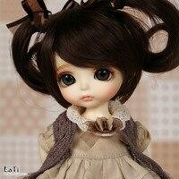 LATI Желтый Солнечный lea Лами kuro Коко 1/8 SD/БЖД модель Reborn BB для мальчиков и девочек куклы Совместное кукла