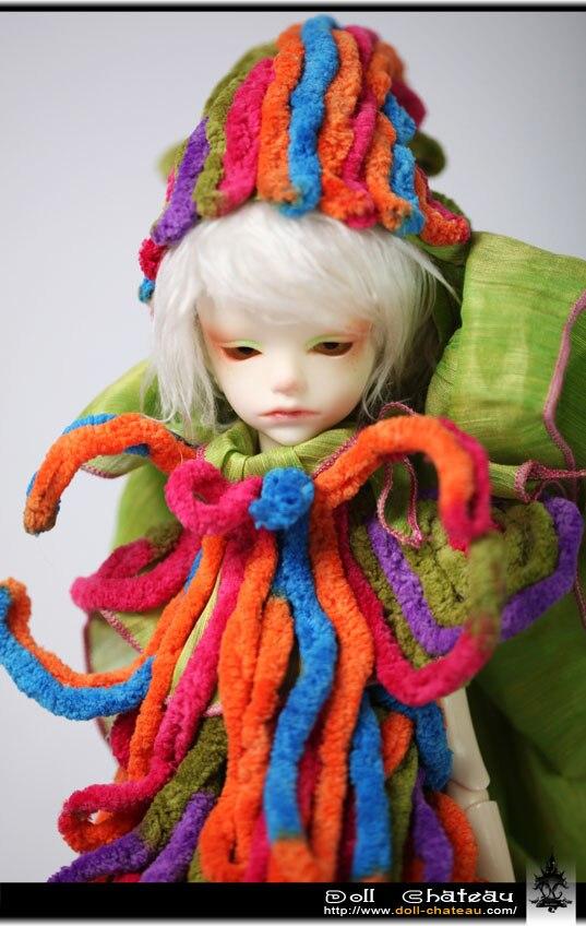 BJD SD doll doll 1/4 chateau kid hugh doll 4 points doll Free Shipping