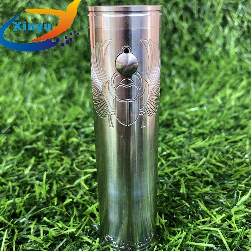 ShenRay Taifun skarabäus pro mech mod 21700 batterie en laiton vaporisateur 316 ss 25mm Vaporisateur Vaporisateur fit Taifun GT IV RTA KAYFUN LITE RTA