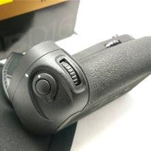 Вертикальная многофункциональная Батарейная ручка для Nikon D750 Замена MB-D16 поддержка EN-EL15 EN-EL15A 6* AA