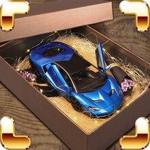 Новое поступление подарок 100th Cemtenario 1/18 модель металлическая коллекция автомобилей специальная версия сплав масштаб моделирования автомобиля Роскошные литые под давлением