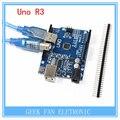 Высокое качество 5 ШТ. ООН R3 MEGA328P CH340G CH340 для Arduino UNO R3 + кабель USB