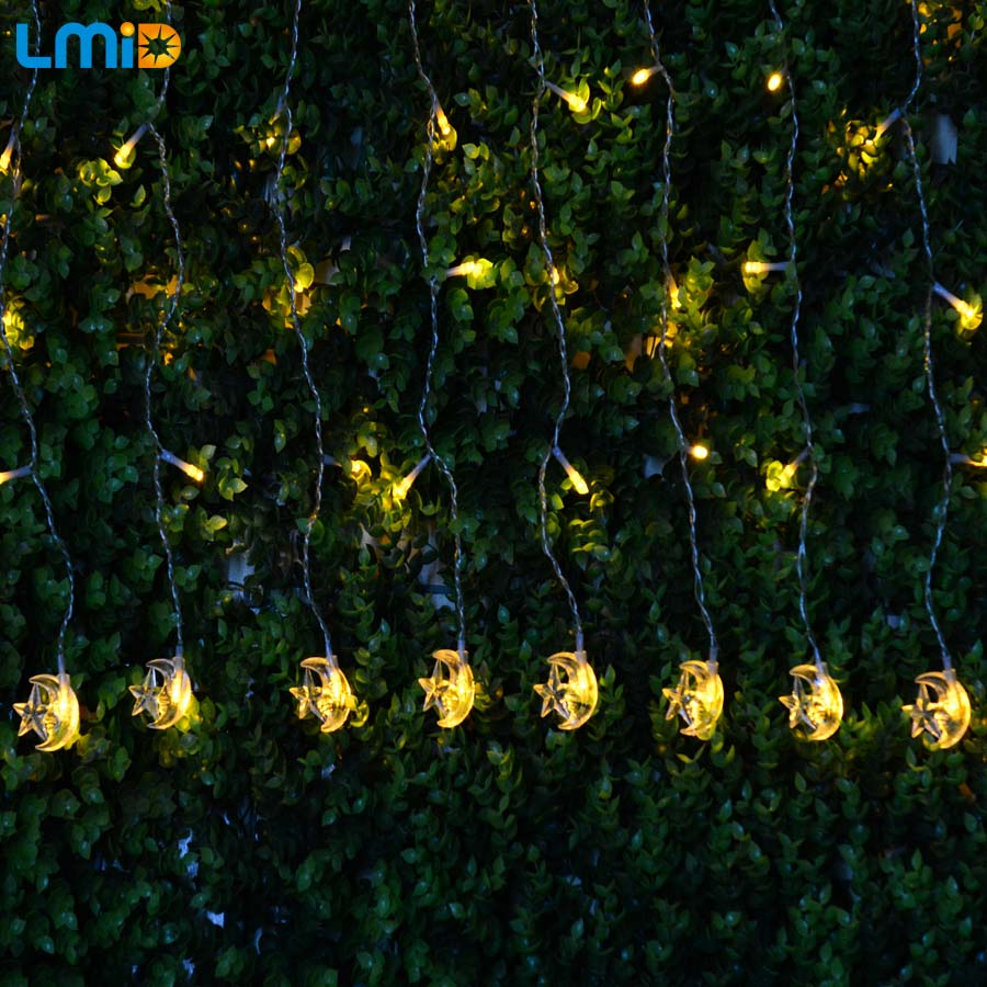 LMID Holiday Lighting led lights decoration for room christmas lights indoor led plastic globe string lights waterproof wedding