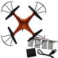 SYMA X5SW X5SW-1 WIFI 2.0MP 2.4G 6-Axis RC Drone Quadcopter FPV En Tiempo Real Helicóptero Quadcopter 4 extra 720 mAh regalo de la batería
