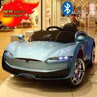 Детский четыре колесный электромобиль может сидеть съемный аккумулятор зарядки пульт дистанционного управления детская игрушка, машинка