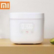Xiaomi Mijia 1.6L электрическая рисоварка, кухонная мини-плита, маленькая рисоварка, интеллектуальное назначение, светодиодный дисплей с приложением