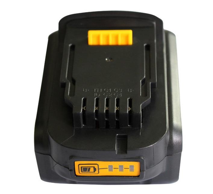 For Dewalt 14.4V 4500mah Li-ion Battery DCB140, XR DCB140-XJ, DCB141, DCB-141-XJ, DCB142, DCB142-XJ 14 4v c 4000mah power tool battery for dewalt dcb140 xj dcb140 dcd735l2 dcf835c2 dcf835l2 dcl030 xr dcd936l2