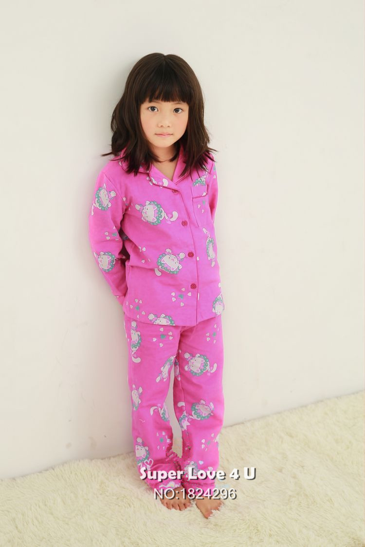 Popular Toddler Flannel Pajamas-Buy Cheap Toddler Flannel Pajamas ...