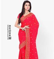 Indian Saree Party Dress Sarees For Women Sari Indian Clothing