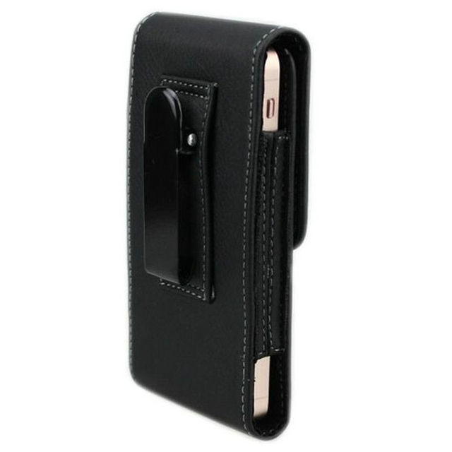 new concept 2ce54 0564c US $6.79 15% OFF|Vertical Belt Clip iron Clamp Holster PU Leather Pouch  Case Magnetic Snap For iPhone SE 5G 5s 5C-in Holsters & Clips from  Cellphones ...