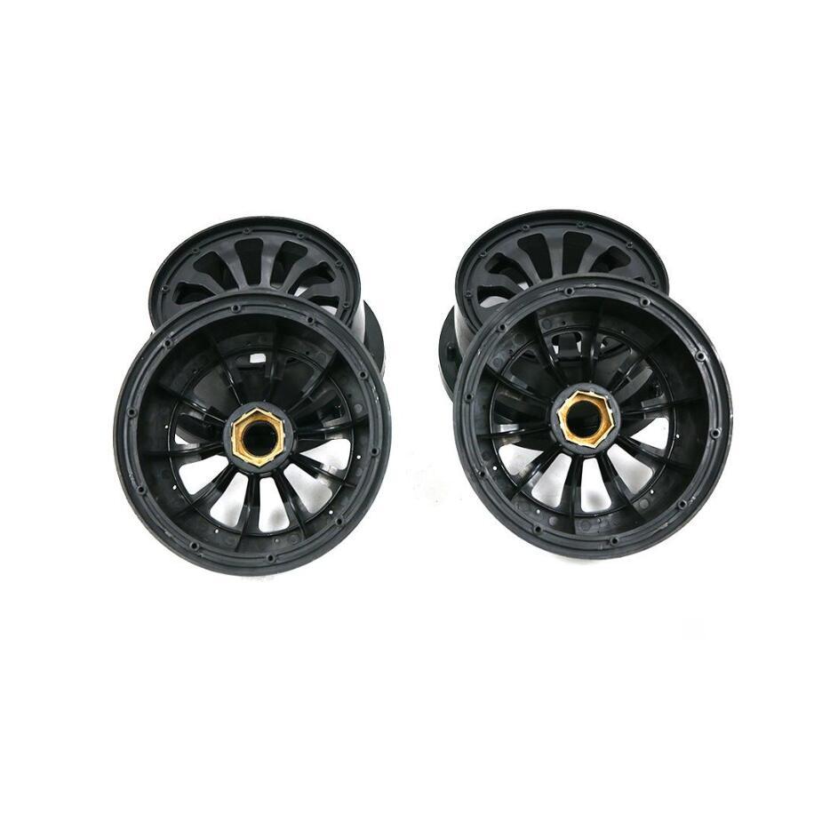 4pcs Wheel Hub Losi 5ive-t Rovan LT DTT 1/5 Rc Car Gas