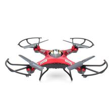 2016 New Upgrade JJRC H8D 4CH 5.8G FPV RC Quadcopter Drone HD Camera + Monitor+ 4 Battery  Aug19