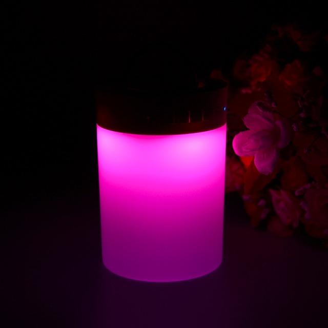 2017 1 pc Nova Chegada Bluetooth Speaker Inteligente Variável Luzes Bons Estilos de Moda Mini Luzes Da Noite para o Portátil/PC/MP3/MP4 Jogador