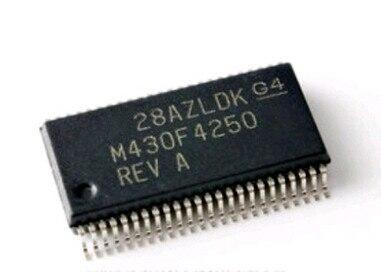 FREE SHIPPNG 100% NEW MSP430F4250IDLR M430F4250 IC 48-SSOP electronics kit