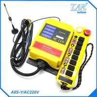 Remote 500m nine button crane industrial wireless remote control can be customized receiver AC220V Industrial Remote Control