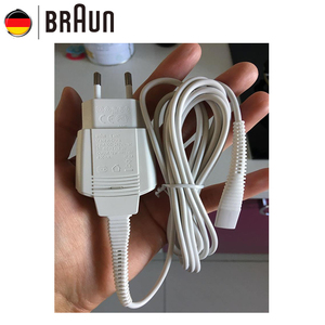 Image 3 - Braun 5497 Wit Scheerapparaten Charger Europa Oplaadkabel Ingang 100 240 V Output 12 V IPX4 Waterdicht Gloednieuwe