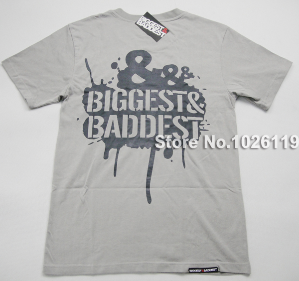 biggest and baddest clothing