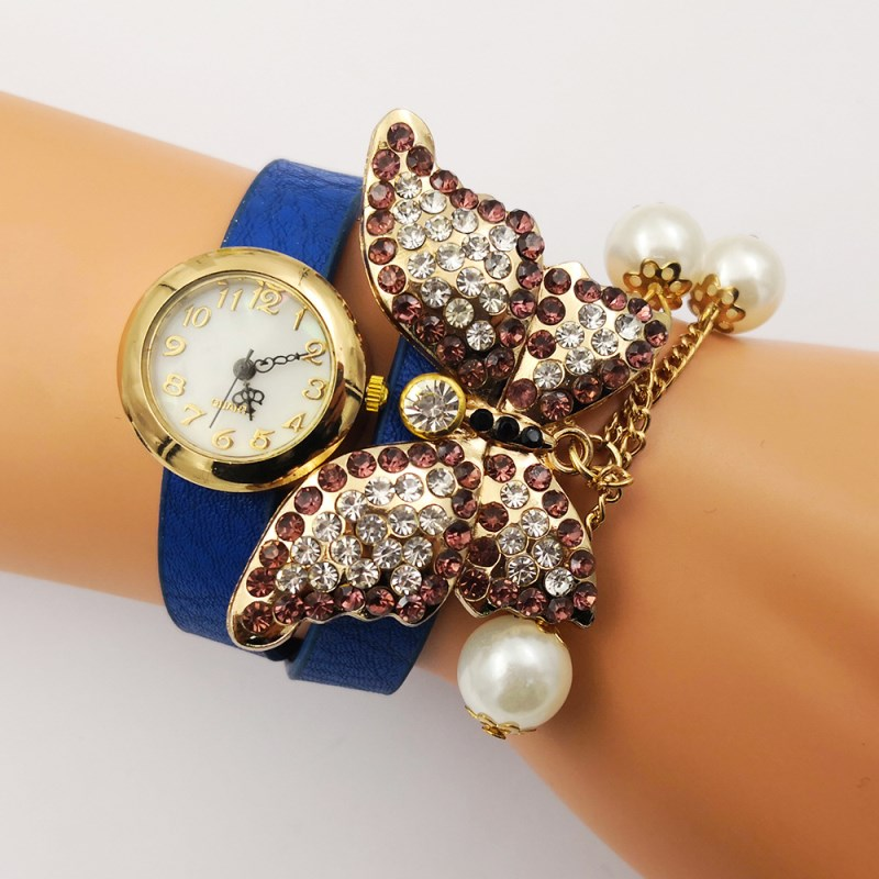 Womens Watches Luxury top brand Beautiful Fashion Bracelet Watch Ladies Watch Round Bracelet Watch 2019 femme gift reloj mujer in Women 39 s Watches from Watches