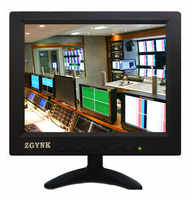 8 pollici VGA BNC AV HDMI USB Industriale di Sicurezza Monitor LCD HD Monitor Del Computer Portatile di Visualizzazione Più Opzioni di Interfaccia