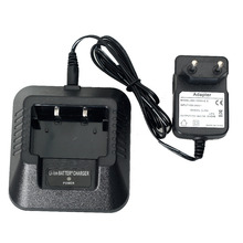 Baofeng walkie talkie Charge for home US OR EU Adapter For UV-5R  UV-5RE  UV 5R UV-5RA UV-5RC BF-F8 BF-F8+  Charger PC-001