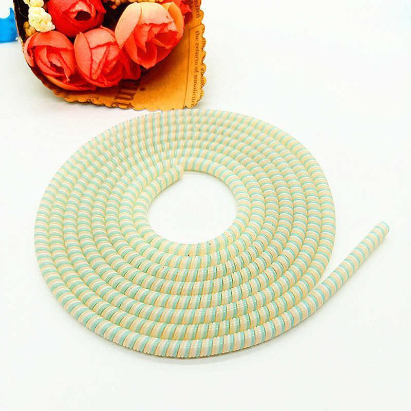 1 5 м usb зарядный кабель для передачи данных протектор провода шнур защита