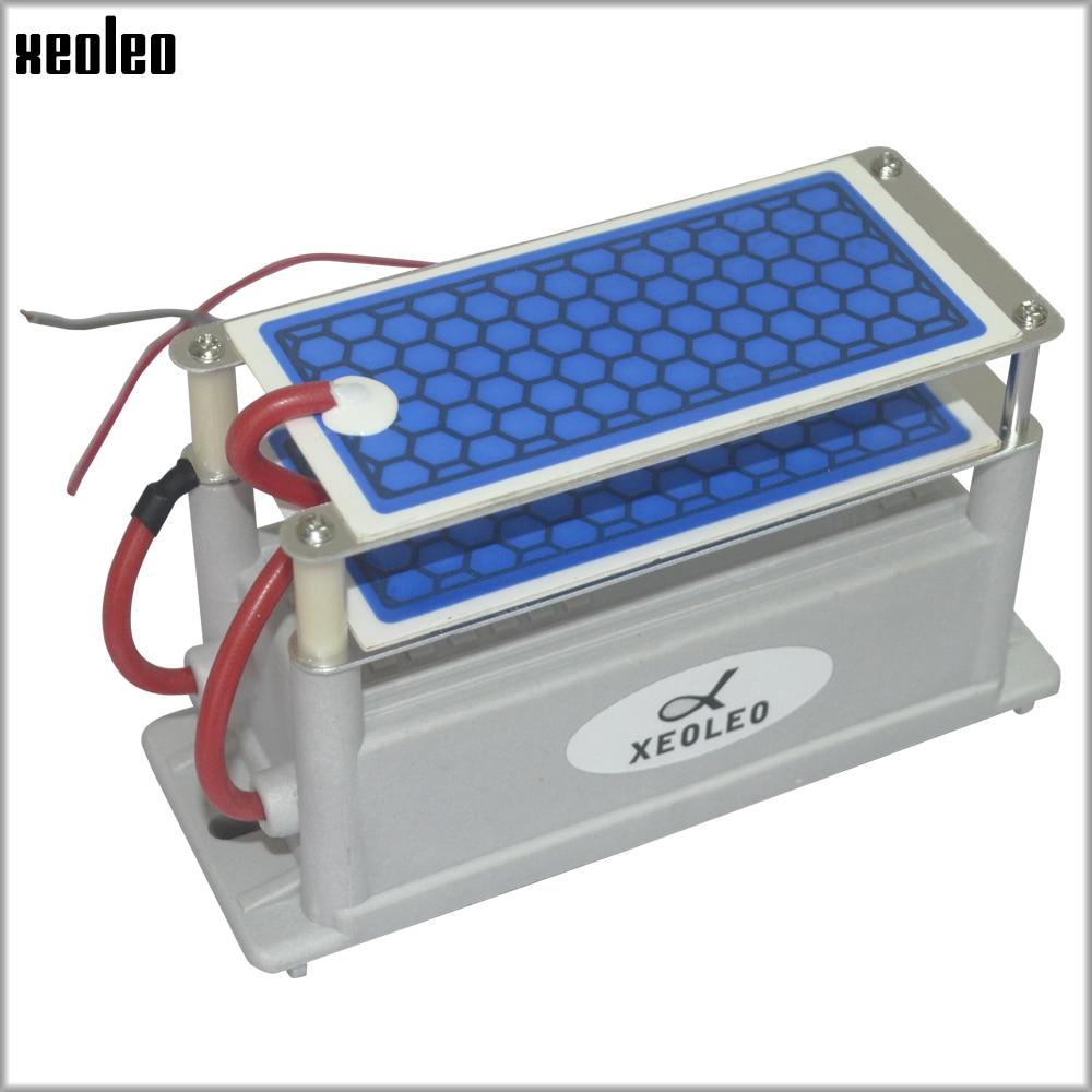 XEOLEO 10g Ozone Generator 220V/110V Air Purifier Disinfection machine Part Ozonizer Sterilizer ceramics plate